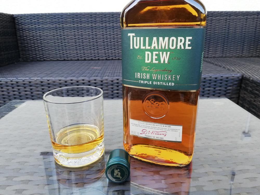 Tullamore DEW opinia i recenzja whiskey