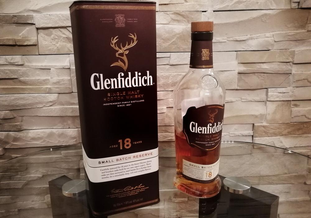 opinia Glenfiddich 18Y Small Batch Reserve