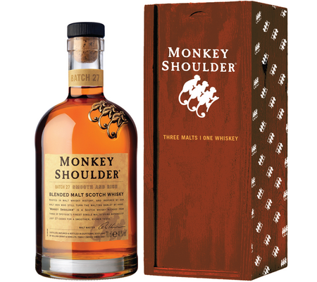 Monkey Shoulder Batch 27