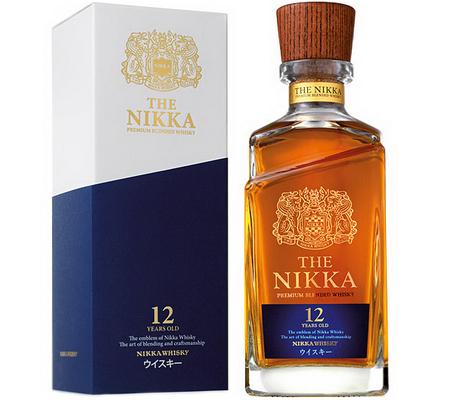 The Nikka 12Y Premium