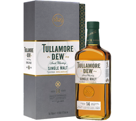 Tullamore Dew 14Y Four Cask