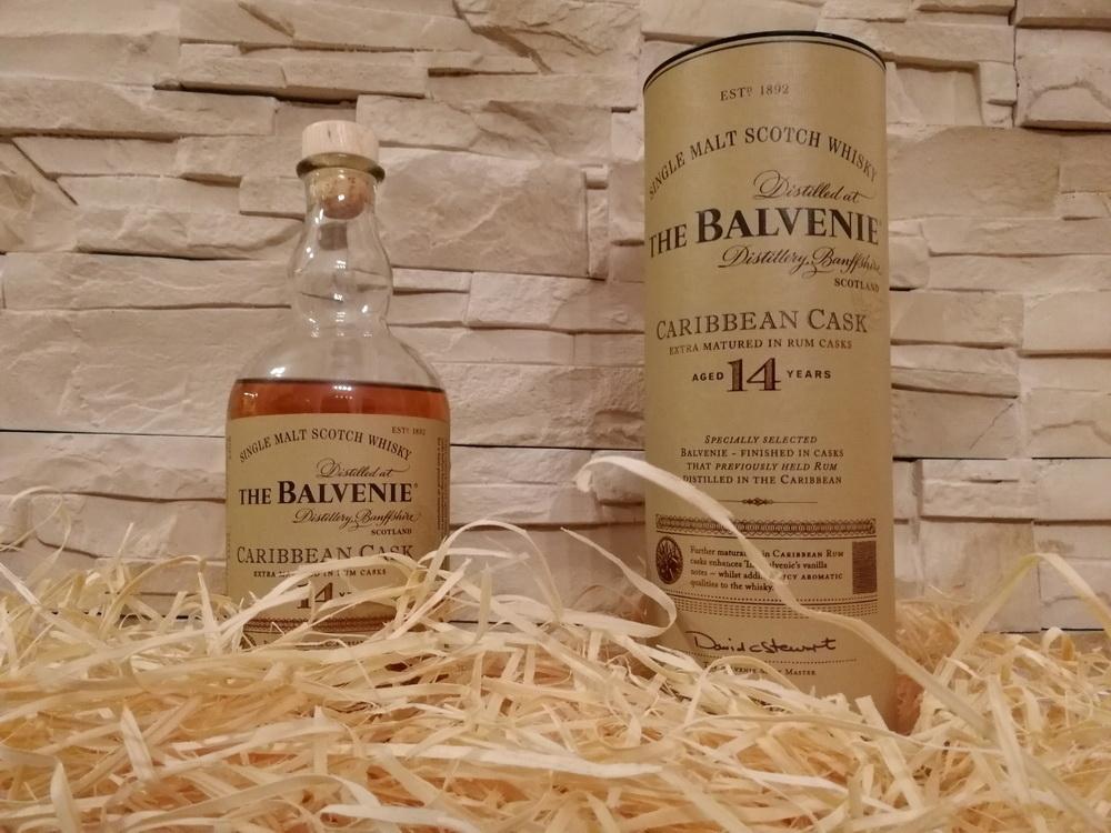 The Balvenie 14Y Caribbean