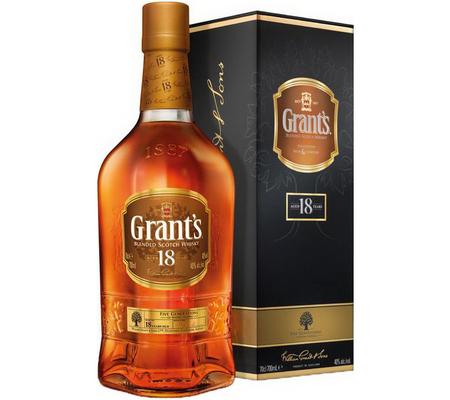 Grant's 18Y
