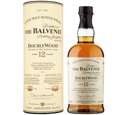 The Balvenie Double Wood 12YO