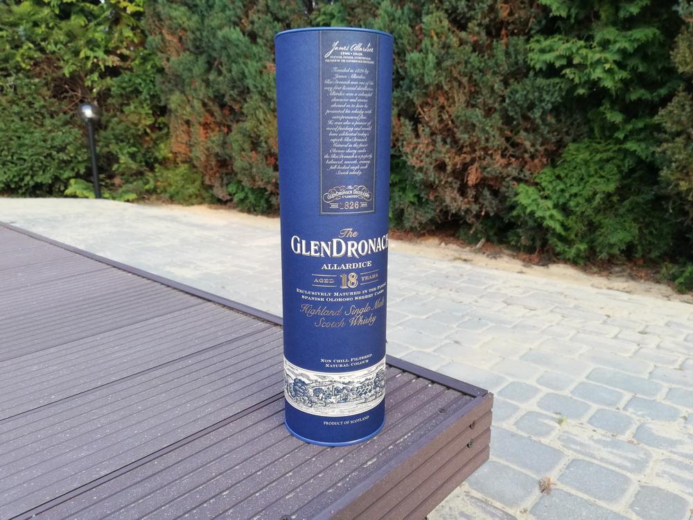 glendronach 18y opinia recenzja whisky