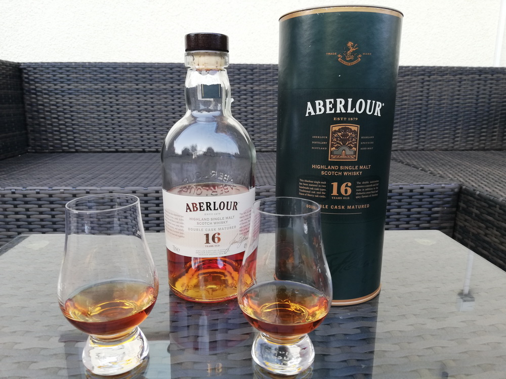 Aberlour 16 Double Cask opinia i recenzja