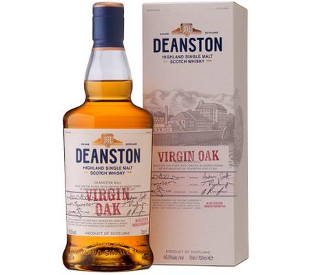 Deanston Virgin Oak opinia recenzja