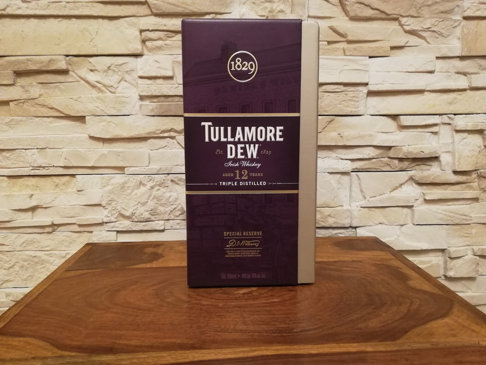 Tullamore DEW 12YO opinia i recenzja whiskey