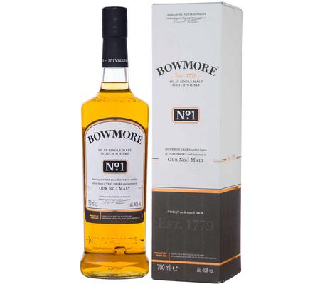 Bowmore no1 recenzja i opinia whisky