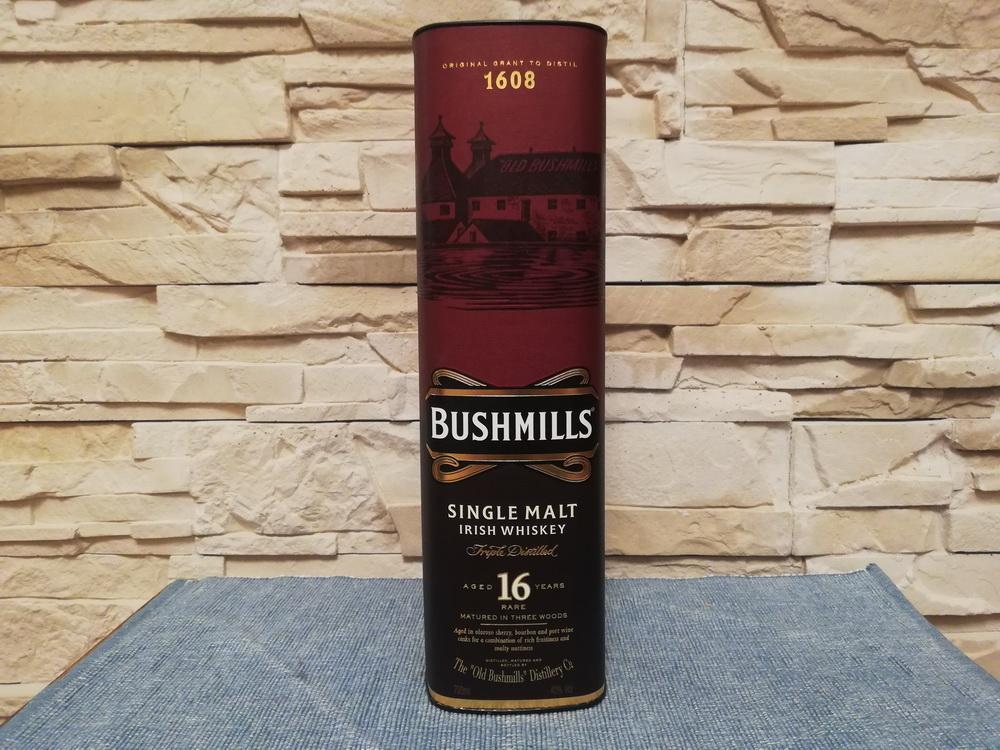 bushmills 16yo opinia i recenzja whiskey