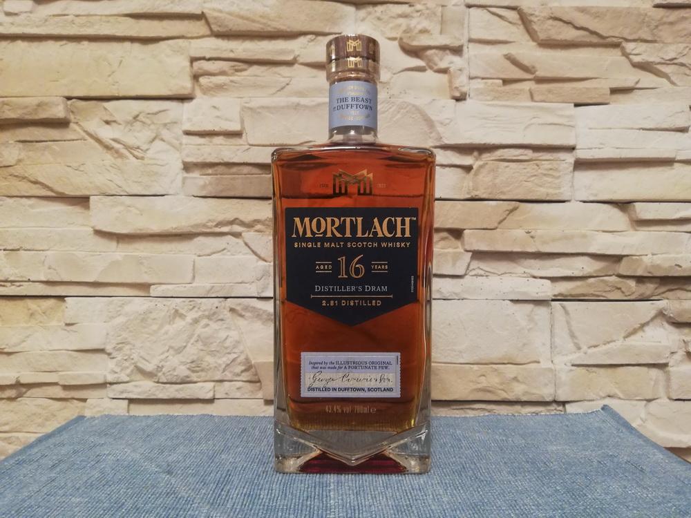 mortlach 16yo opinia i recenzja whisky