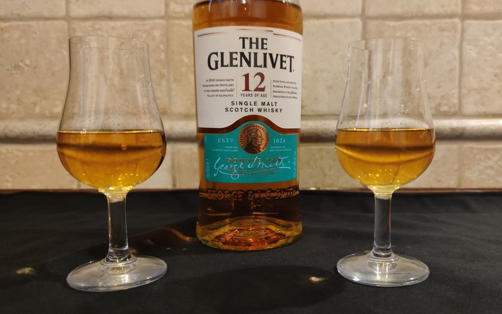 whisky The Glenlivet 12YO opinia recenzja